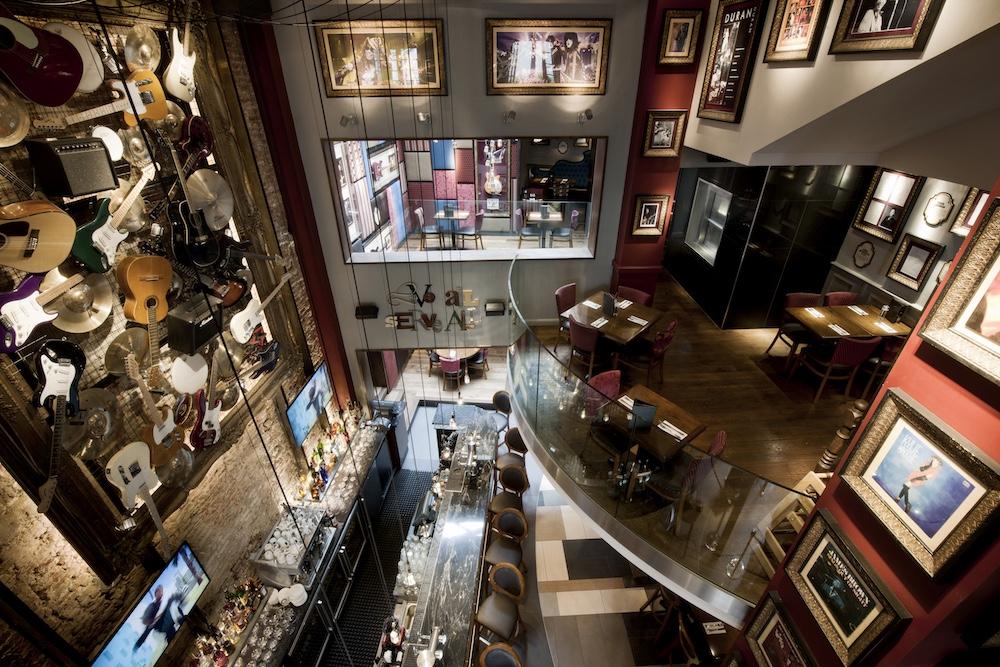 Eventlocatie Grote Markt in Brussel - Hard Rock Café ...