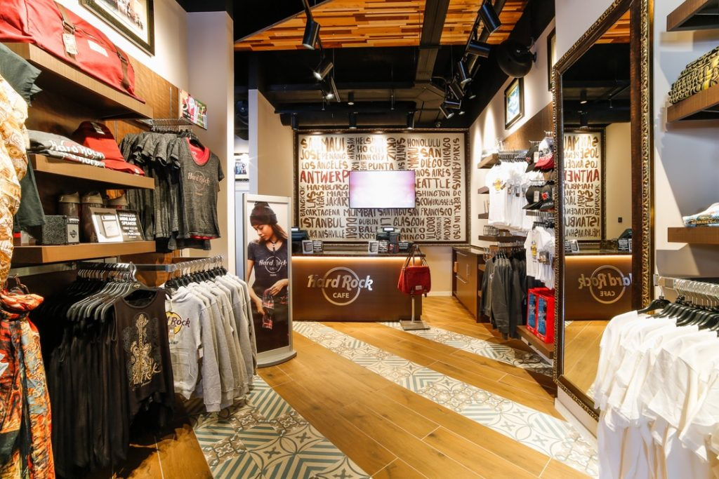 No matter where you are in the world, when you're wearing Hard Rock® gear, you know it will be recognized. And this time, when you shop with us, the world will know you've been to Hard Rock Hotel Ibiza. From the classic T-shirt to jewelry, watches and hoodies, we have the perfect Hard Rock .
