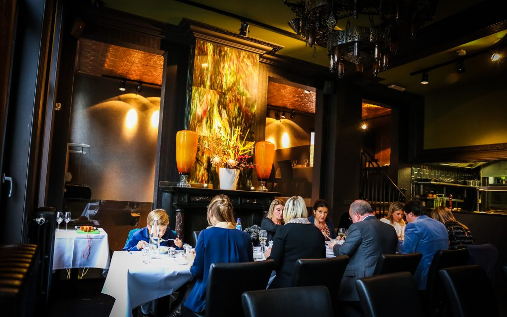 Top restaurant voor groepsdiners in Antwerpen Zuid - The Glorious ...
