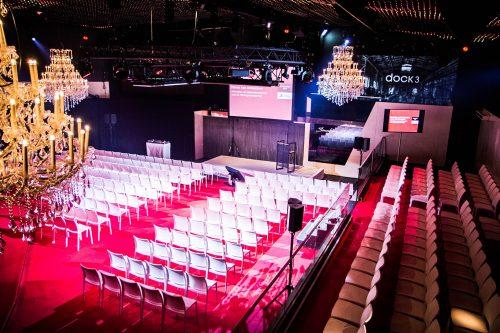 Unieke eventlocatie in Antwerpen - DOCK 3